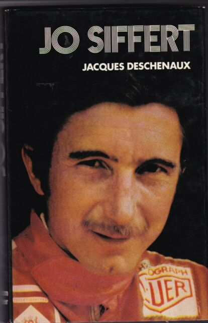 Jo Siffert by Jacques Deschenaux (1972)