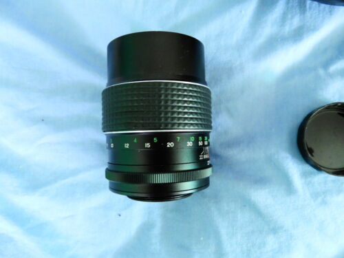 TASMAN Auto 135mm f2.8 for Pentax M42 screw mount Made in Japan