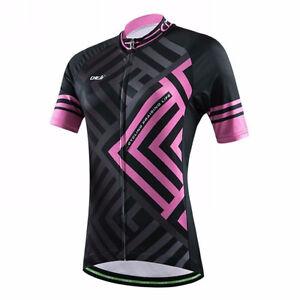 Details about CHEJI Maze Cycling Jerseys Mountain Bike Bicycle MTB Jersey  Couple Shirts Tops e98960d1a