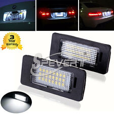 AUTO LED Posteriore License Targa LAMPADA LUCE per BMW 1 3 5 X series E90 E60
