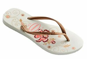 aec1568a6 Havaianas Women`s Flip Flops Slim Organic Sexy Sandals White Any ...
