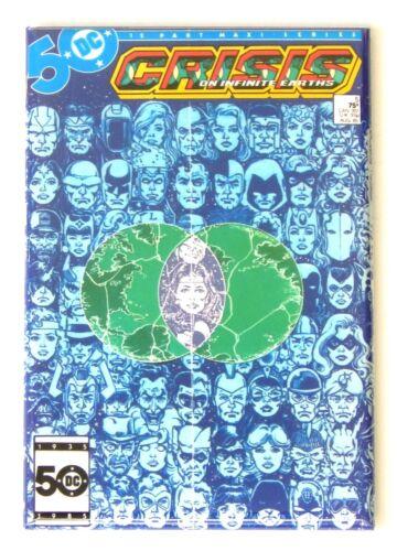 Crisis on Infinite Earths #5 FRIDGE MAGNET comic book
