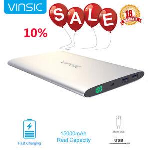 15000mAh-Externer-Akku-Ladegeraet-Batterie-Zusatzakku-2-USB-Smartphone-Power-Bank