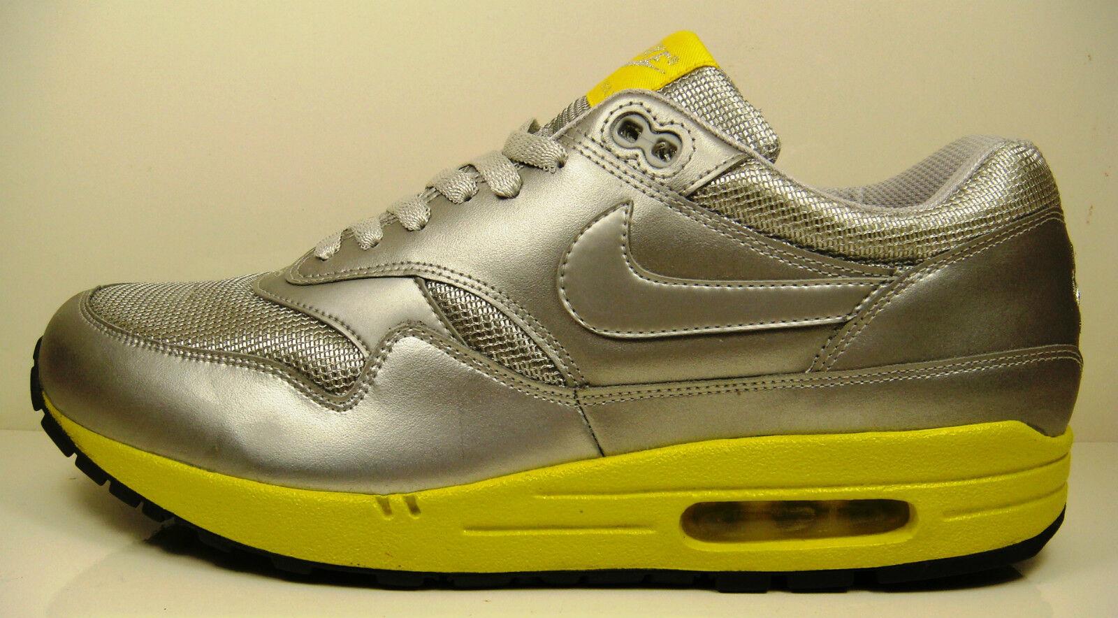 Nike Air Max 1 Premium 10 309717-002 11 Rare 2007 CMYK 309717-002 10 Atmos B OG 90 TZ QS DS 3bf8bb
