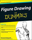 Figure Drawing For Dummies by Kensuke Okabayashi (Paperback, 2009)