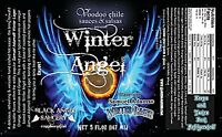 Voodoo Chile Winter Angel Hot Sauce Made With Samuel Adams Winter Lager