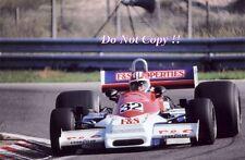Michael Bleekemolen F&S Properties March 761 Dutch Grand Prix 1977 Photograph
