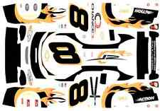 #8 Dale Earnhardt jr D.M.P. Chevy 2003 1/32nd Scale Slot Car Waterslide Decals