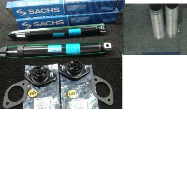Shock Absorber Dust Cover Kit Front for BMW Z4 E85 2.0 2.2 2.5 3.0 03-on Sachs