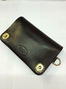 Wallet-Timeless-Leather-Craftmanship-braun-Unikat-NEUWERTIG-TOP