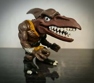 Rare-Extreme-Dinosaurs-Mattel-Bullzeye-Air-Fighter-Action-Figure-Vintage-1996