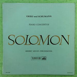 Grieg-amp-Schumann-Piano-Concertos-Solomon-Herbert-Menges-ASD-272-Ex