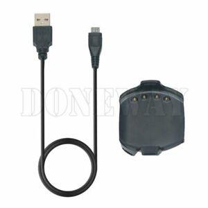 USB-Magnetic-chargeur-Station-Cable-De-Donnees-Pour-Garmin-Approach-s2-s4-GPS-Montre