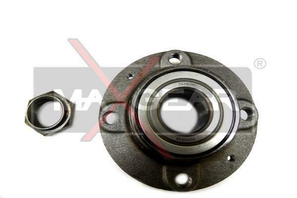 Wheel Bearing Kit QWB1049 Quinton Hazell 374828 374843 Top Quality Replacement