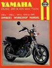 Yamaha XS250, 360 and 400 Twins 1975-84 Owner's Workshop Manual by Mansur Darlington (Paperback, 1988)