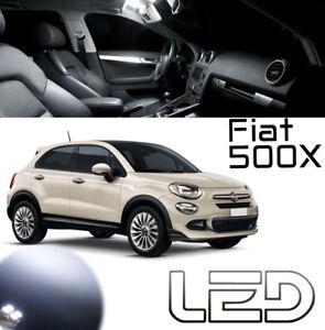 500X-8-Ampoules-LED-Blanc-eclairage-interieur-plafonnier-coffre-Habitacle-lampe