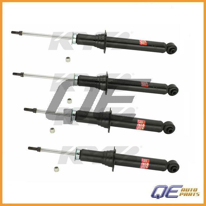 BuyAutoParts 77-62737AQ New For Lexus LS400 1995-2000 New Set of 4 KYB Excel-G Shocks Struts