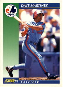 Details About 1992 Score Baseball Cards 501 750 Rookies A2609 You Pick 10 Free Ship
