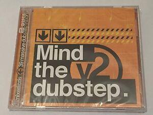 Mind-The-Dubstep-v2-Various-Artists-2-CD-Set-NEW-amp-SEALED