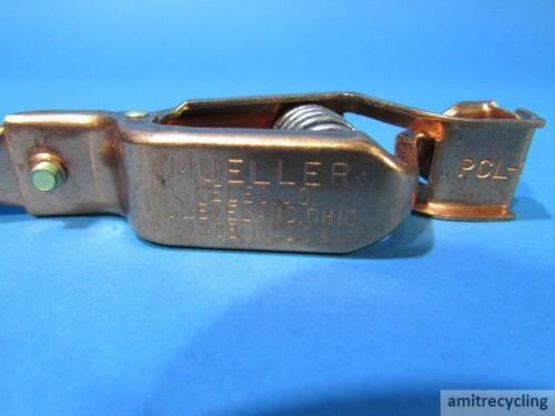 PCL-1 100 Amp Clip Mueller Elec Co