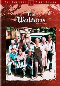 The-Waltons-The-Complete-First-Season-DVD-2012-5-Disc-Set-Good-Condition