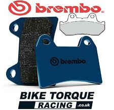 Honda GL1200 Goldwing 84-86 Brembo Carbon Ceramic Front Brake Pads