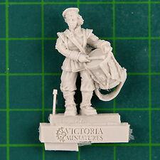 Tannenburg Fusiliers Drummer Girl Galaxy's Finest Victoria Miniatures