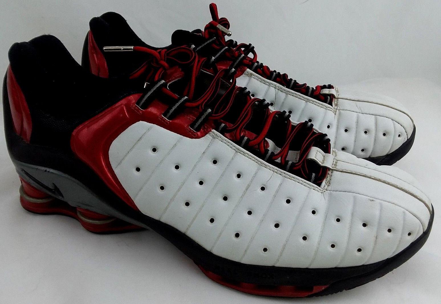 Nike schuhe größe 13 männer, nike shox vc niedrigen carter vince carter niedrigen vinsanity 2002 (s1) b80cc9