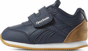 Dettagli su Reebok Neonato Jogger 2.0 Scarpe per bambino Junior Scarpe da ginnastica Royal Classic DV4041 NUOVO mostra il titolo originale