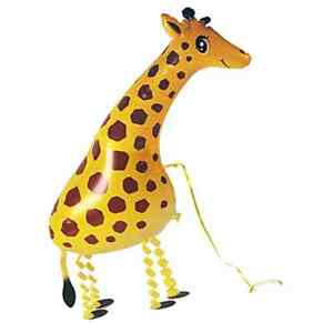 Big-Walking-Giraffe-Mylar-Balloon-Zoo-Jungle-Party-Decor-Kid-Children-Favours-z