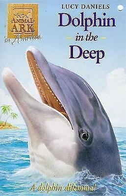 """AS NEW"" Daniels, Lucy, Animal Ark 31: Dolphin in the Deep, Paperback Book"