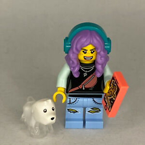 NEW LEGO Hidden Side Parker Jackson Denim Teen Girl Minifigure 70431 Mini Figure