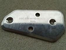 PIASTRE RED BULL 2 - RB2-RW-00102-01#111 RHS - 8.0MM GAP - titanium memorabilia
