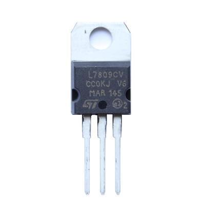 Zubehör Spannungsregler Transistor L7808 L7809 L7810 Langlebig Nützlich