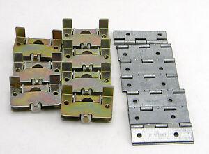 Lot of 14 johnson stanley folding door hardware parts 1700 for 1700 series folding door instructions