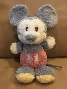 Terrific Disney Store Cuddle Tot Mickey Mouse Plush Baby Bean Bag Toy Customarchery Wood Chair Design Ideas Customarcherynet