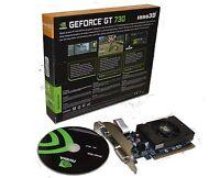 Nvidia Geforce Gt 730 2gb Ddr3 Pci Express Video Graphics Card Hmdi Dvi