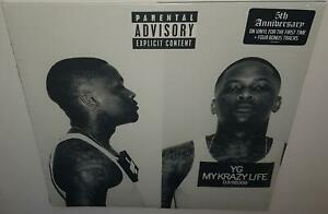 YG-MY-KRAZY-LIFE-2019-BRAND-NEW-SEALED-LIMITED-VINYL-LP