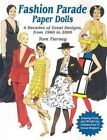 Fashion Parade Paper Dolls by Tom Tierney (Miscellaneous print, 2003)