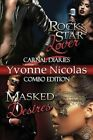 Rock Star Lover & Masked Desires (Combo Edition) Carnal Diaries by Yvonne Nicolas (Paperback / softback, 2014)
