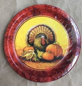 Image is loading New-Paper-Plates-Size-8-3-4-034- & New Paper Plates Size 8 3/4