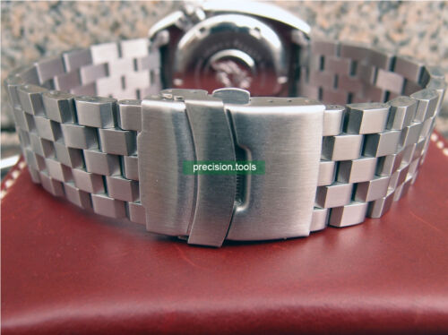 Curve End Stainless Steel Replacement Engineer Bracelet For 6309-7040 Turtle