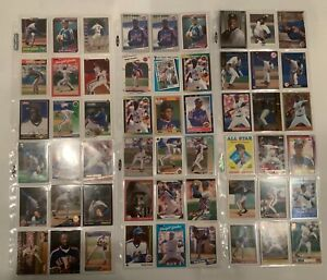 Dwight Doc Gooden MLB Baseball Trading Cards Mets #16 Topps Fleer Upper Deck Lot
