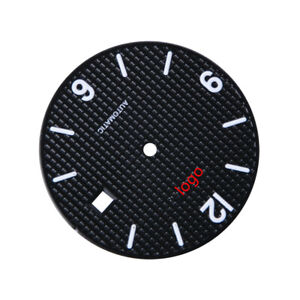 PARNIS-Automatic-31-5mm-Black-Watch-Dial-Marks-Date-For-Movement-ETA-2824-Series