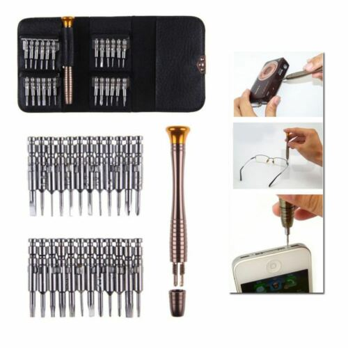 25 in 1 Repair Tool Kit Präzisions-Torx-Schraubendreher zerlegen für Handy PC