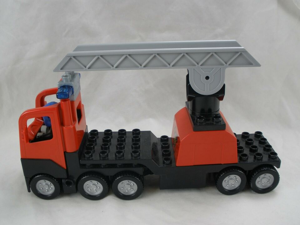 Lego Duplo, Blandet Duplo