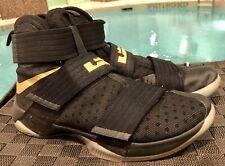 quality design 955f4 0c643 item 1 Nike Lebron SOLDIER 10 ID CHAMPIONSHIP LIMITED EDITION SIZE 10.5  885682 Black Go -Nike Lebron SOLDIER 10 ID CHAMPIONSHIP LIMITED EDITION SIZE  10.5 ...