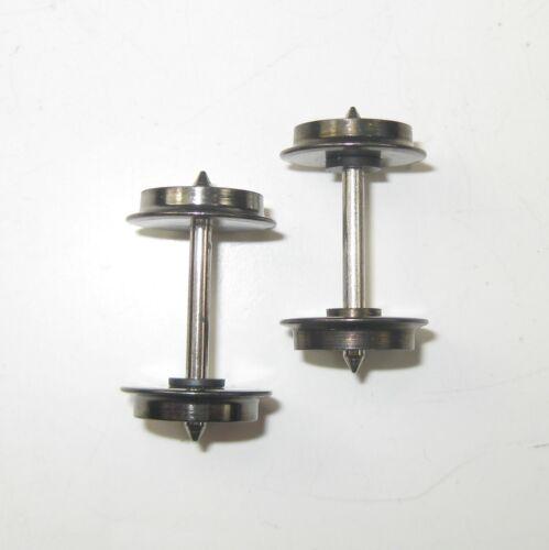 Fleischmann H0 2 x 6560 Replacement Axle AC for Fleischmann-cart