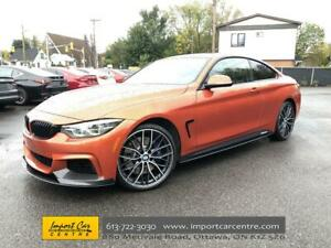 2018 BMW 4 Series I xDrive