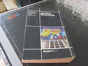 Astolfi-Y-Negri-Tecnica-Mercante-Para-La-Cuarta-Classe-Tramontana-Editorial-1985